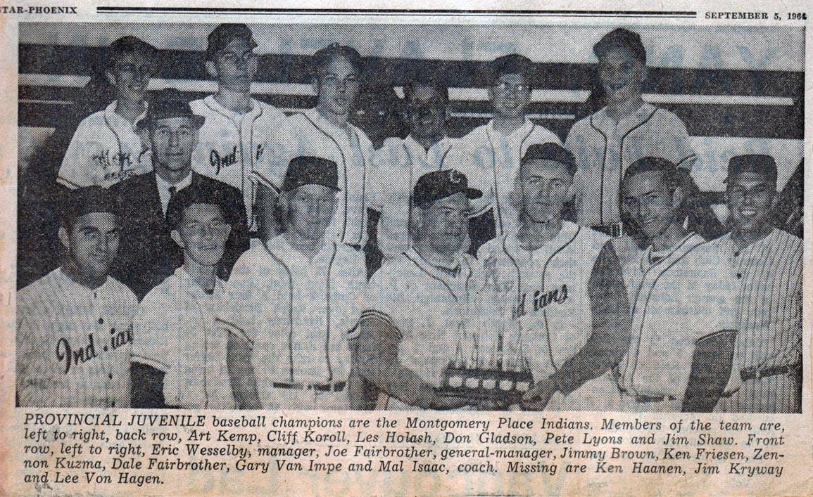 1964-Indians-Juvenile-Provincial-Champs