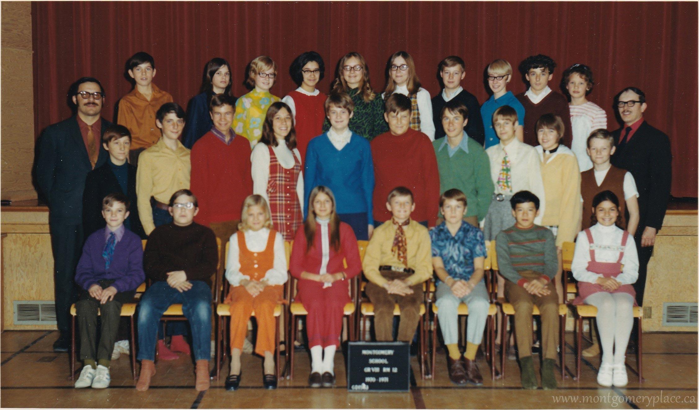 Genereux-Montgomery-School-Class-of-1970-1971