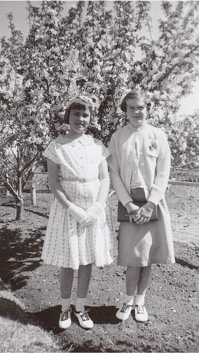 Montgomery- Lorraine and Lucille 1959