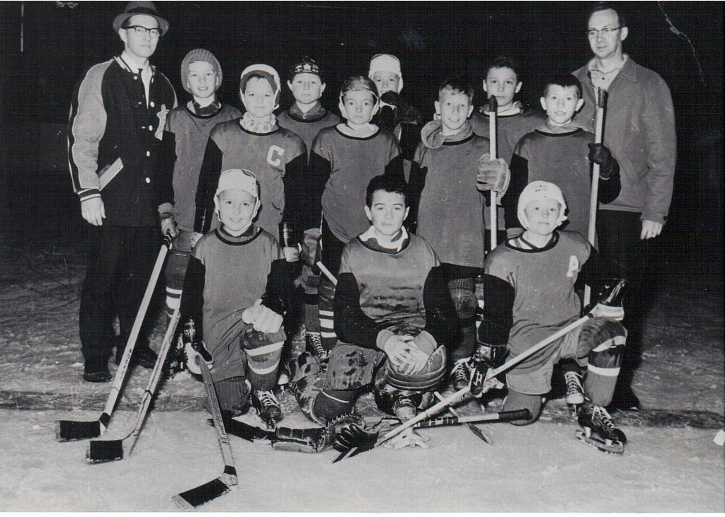 Montgomery Westside Champs 1963-64 10 yr olds