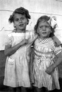 Sedgwick Family 1103 Lancaster Blvd c.1953