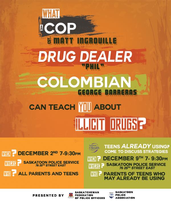 Teen/Parent Drug Talk – Back On!