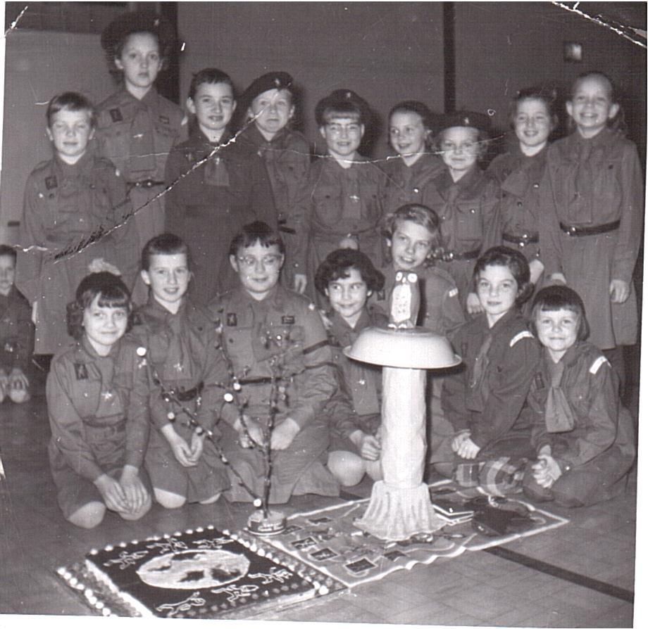 Shatilla-Montgomery Brownies 1960-1