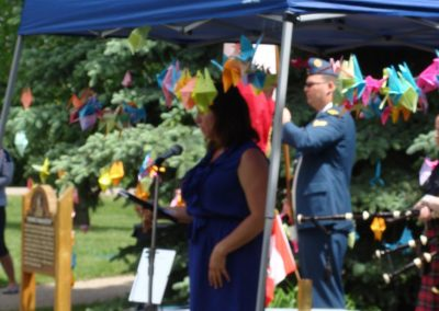 Celebrating our Veterans & Community Heritage & Monument Unveiling – June 22, 2013 (17)