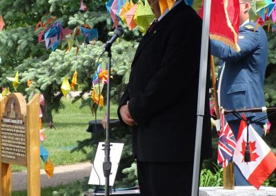 Celebrating our Veterans & Community Heritage & Monument Unveiling – June 22, 2013 (19)