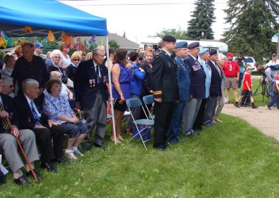 Celebrating our Veterans & Community Heritage & Monument Unveiling – June 22, 2013 (6)