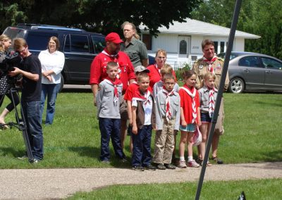 Celebrating our Veterans & Community Heritage & Monument Unveiling – June 22, 2013 (8)