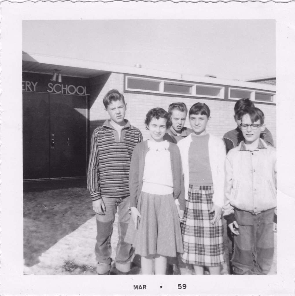1959 students at Montgomery school