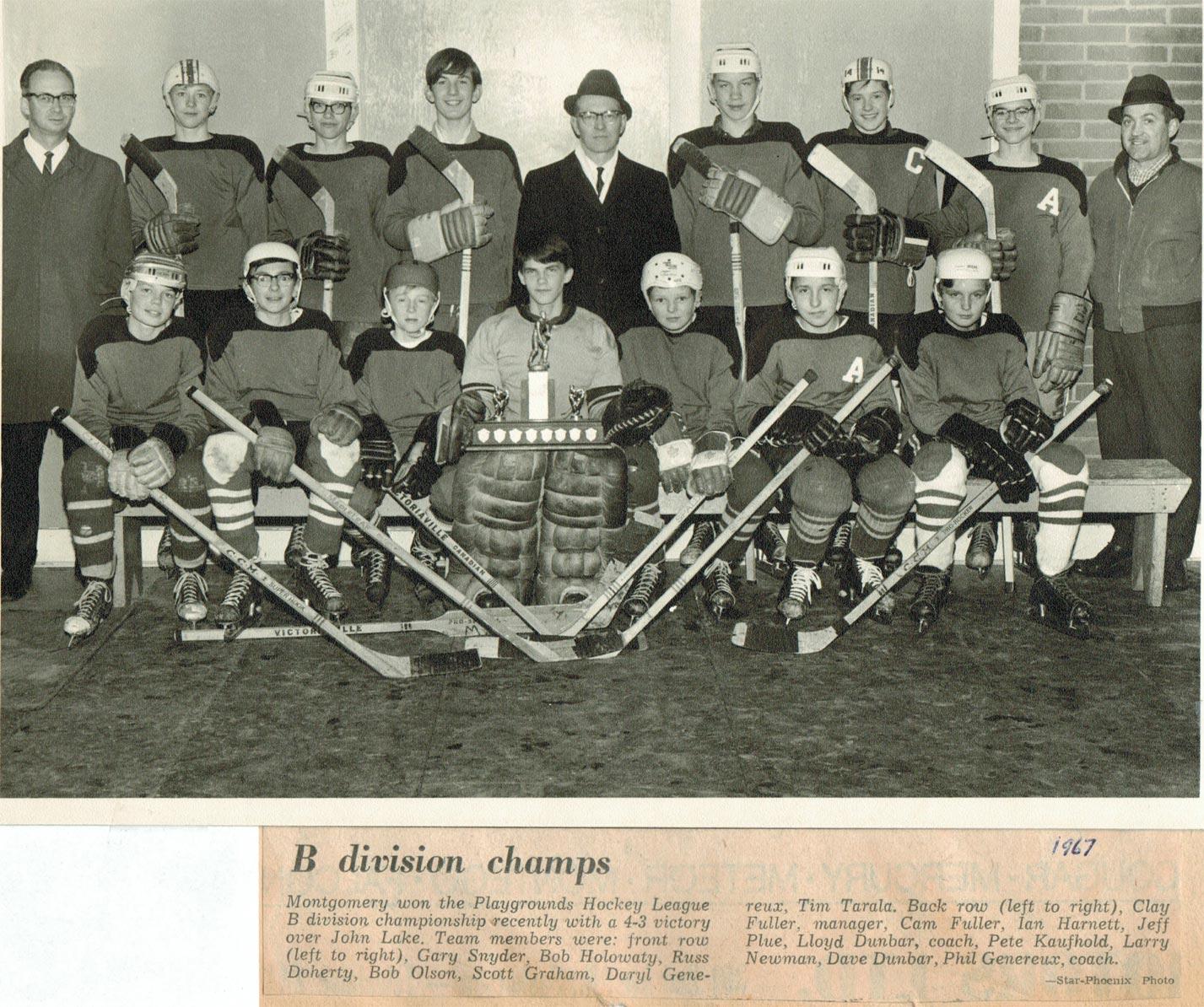 1967-B-Division-City-Champions