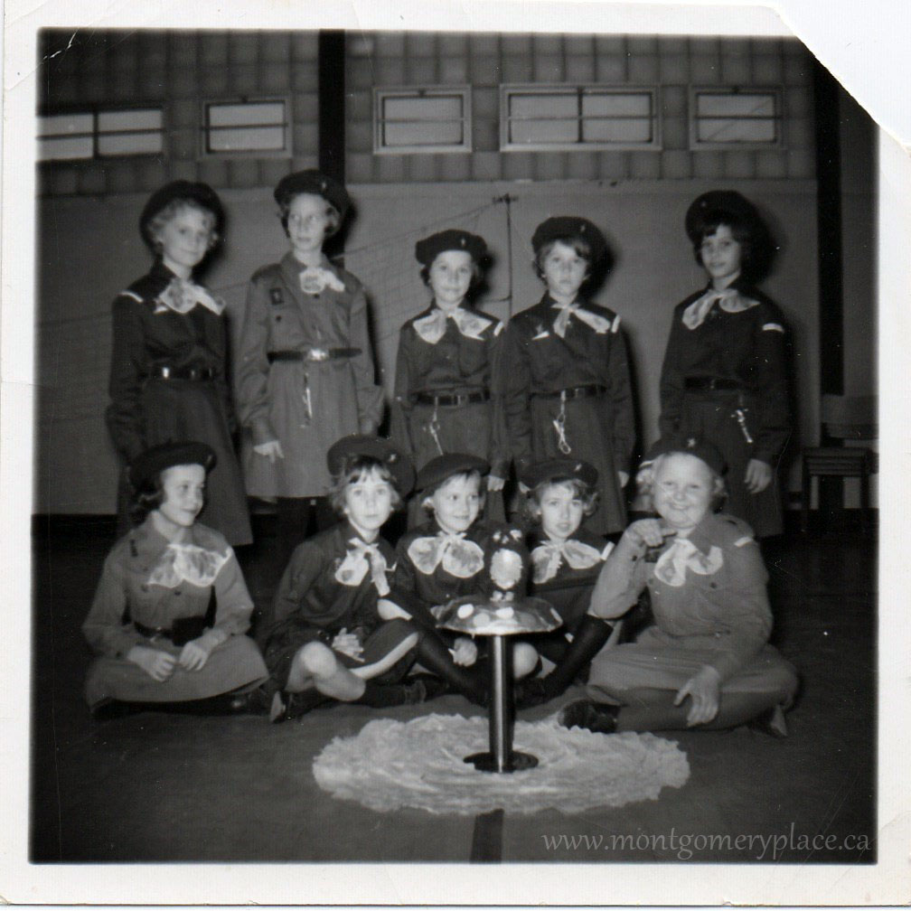 Genereux-Brownies-Ceremony-c1966