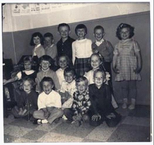 Kindergarten 1958-1959