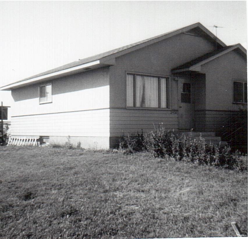 Leier house      3457 11th St-1968