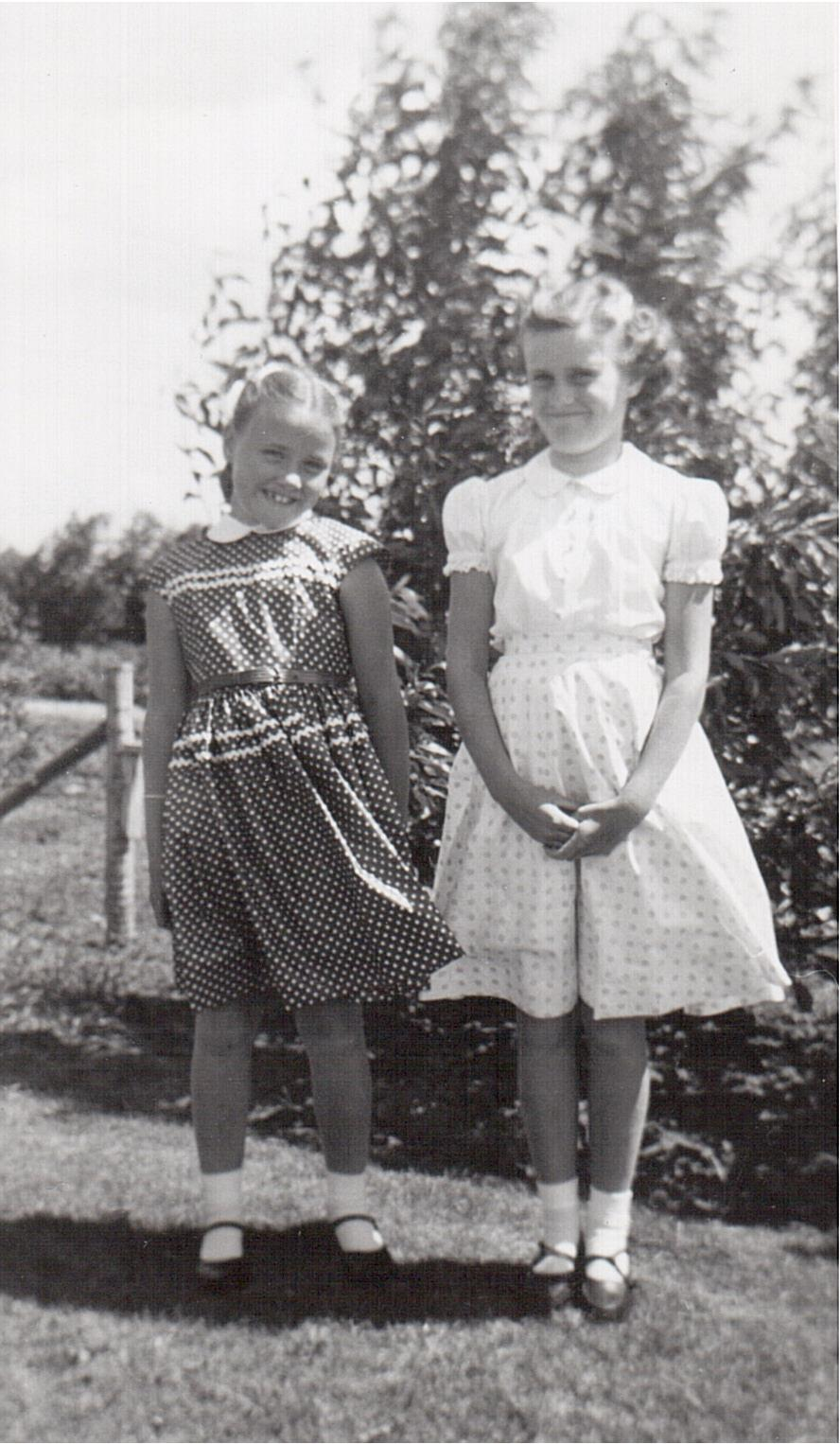 Montgomery -Lorraine and Lucille 1957 (1)