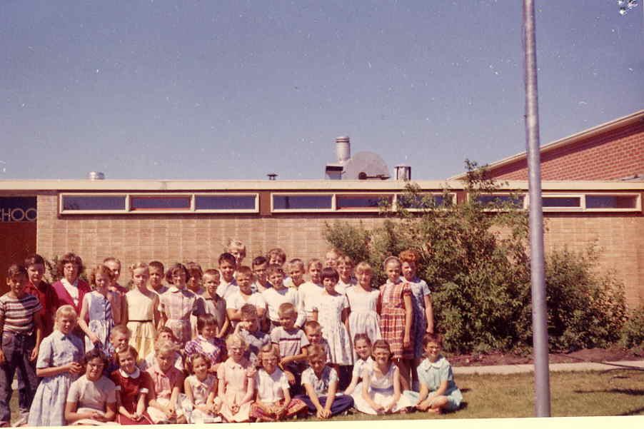 Montgomery School c1958