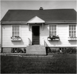 Sedgwick Family home at 1103 Lancaster Blvd c.1950