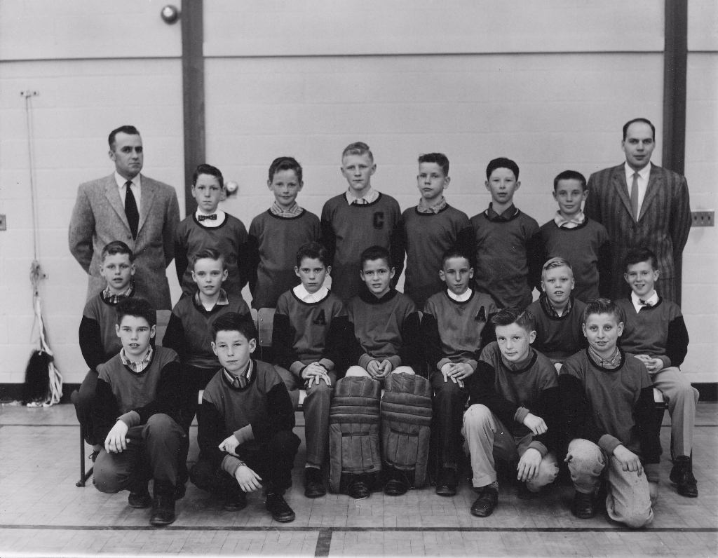 hockey team 1959