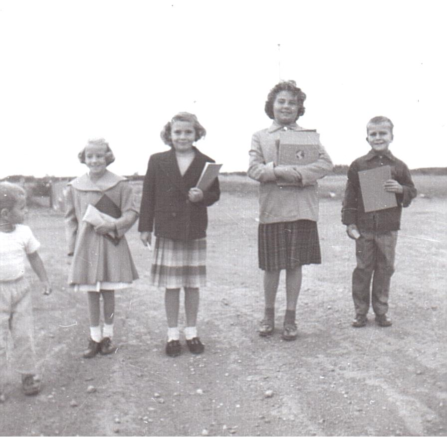 Shatilla-1st day of school -Sept1961