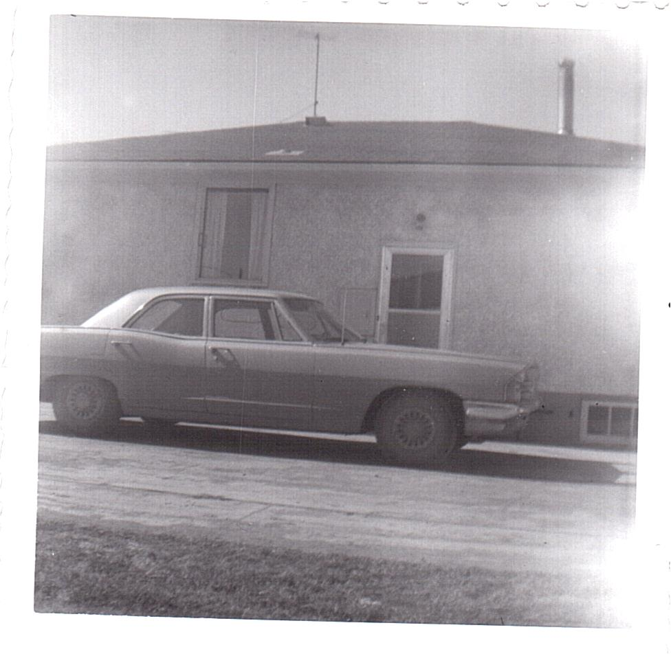 Vassie-East side of 3144 Dieppe St c1960