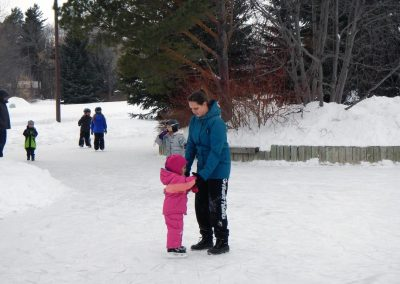 Family Winter Fun Day 2015