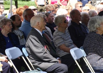 Celebrating our Veterans & Community Heritage & Monument Unveiling – June 22, 2013 (11)