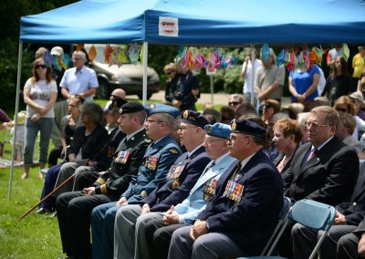 Celebrating our Veterans & Community Heritage & Monument Unveiling – June 22, 2013 (12)