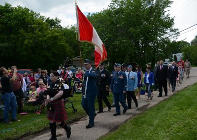 Celebrating our Veterans & Community Heritage & Monument Unveiling – June 22, 2013 (2)