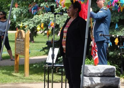 Celebrating our Veterans & Community Heritage & Monument Unveiling – June 22, 2013 (21)