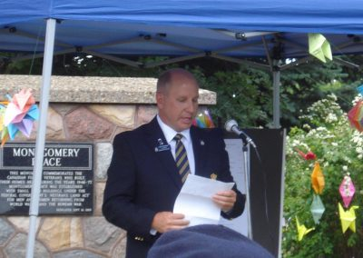 Celebrating our Veterans & Community Heritage & Monument Unveiling – June 22, 2013 (22)