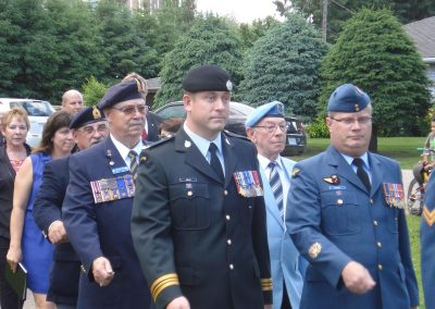 Celebrating our Veterans & Community Heritage & Monument Unveiling – June 22, 2013 (3)