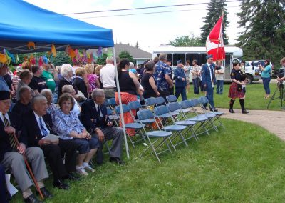 Celebrating our Veterans & Community Heritage & Monument Unveiling – June 22, 2013 (4)