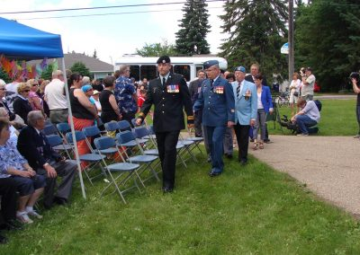 Celebrating our Veterans & Community Heritage & Monument Unveiling – June 22, 2013 (5)