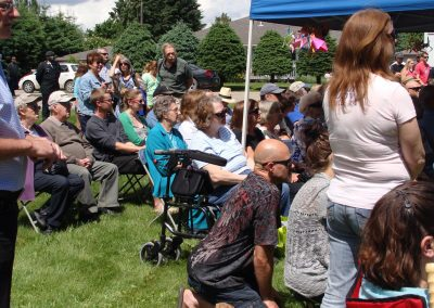 Celebrating our Veterans & Community Heritage & Monument Unveiling – June 22, 2013 (9)